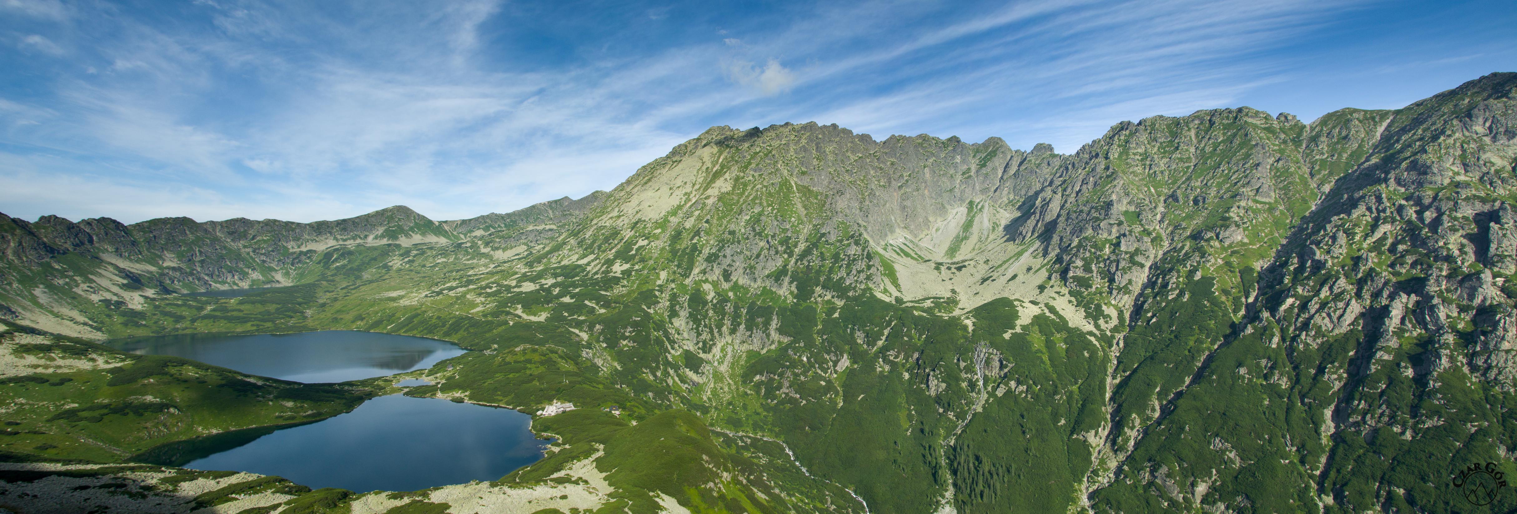 Dolina Pięciu Stawów Polskich i Orla Perć