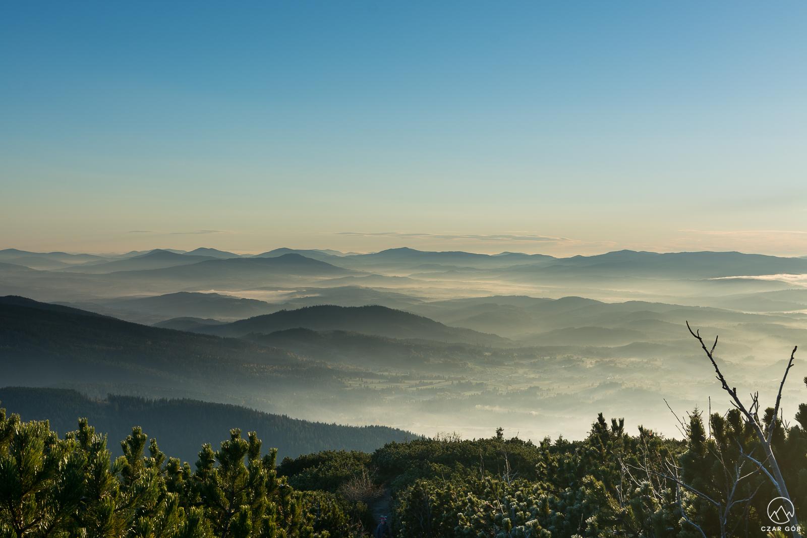 W otoczeniu Babiej Góry