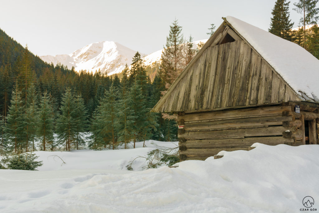 Zima w Tatrach Zachodnich