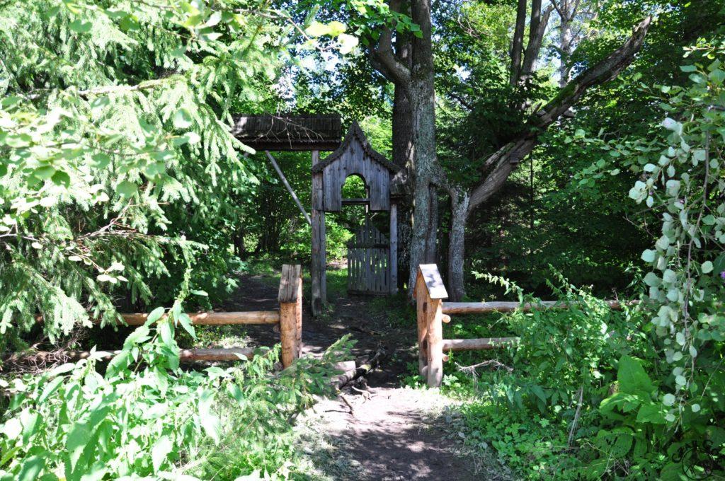 Cerkwisko Beniowej - nieistniejącej wsi