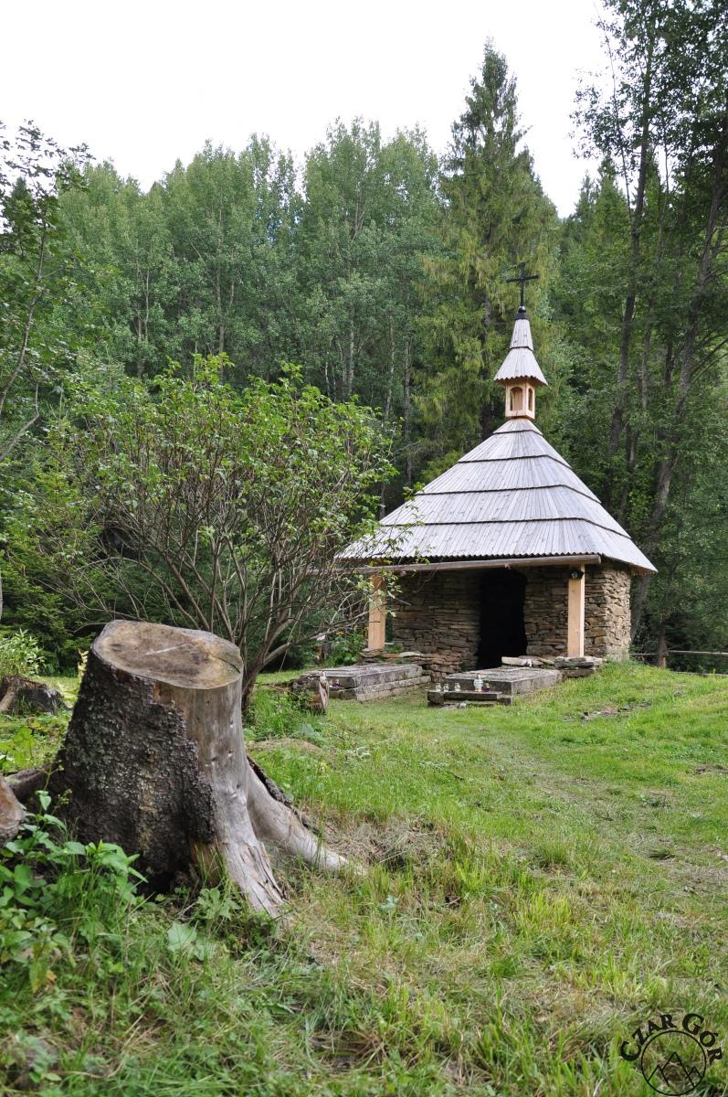 Grób Hrabiny, czy też Grobowiec Klary i Franciszka Stroińskich