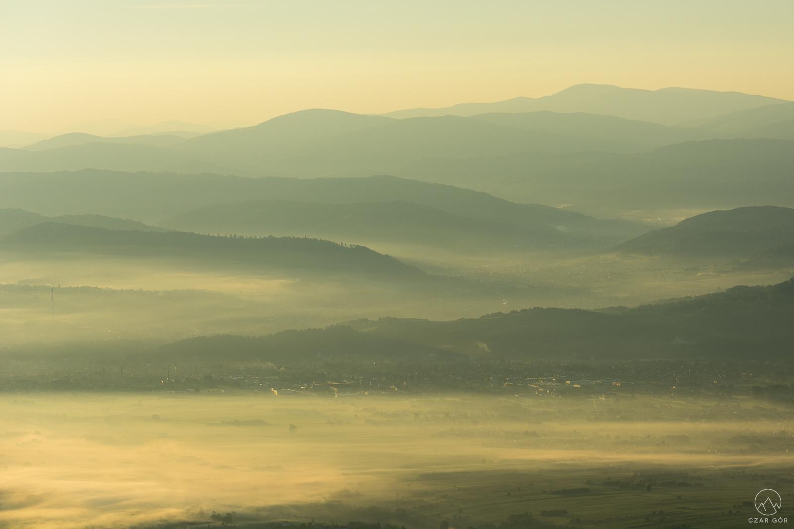 Góry budzą się do życia
