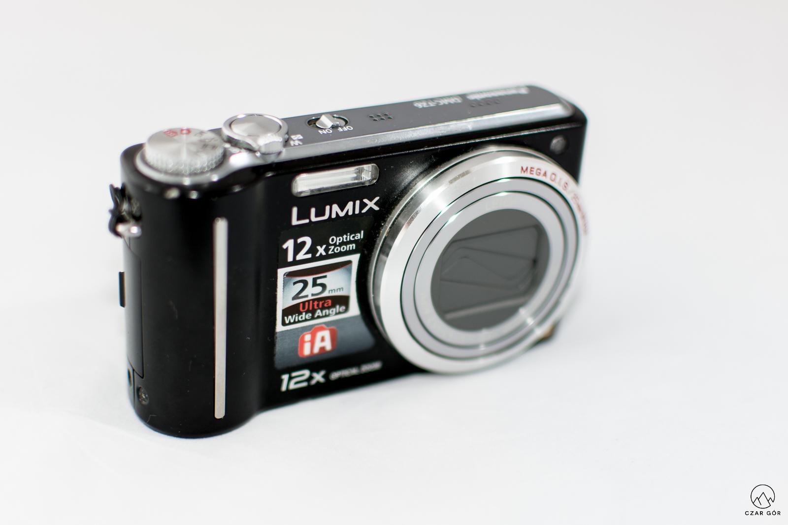 Panasonic Lumix DMC-TZ6 w pełnej okazałości
