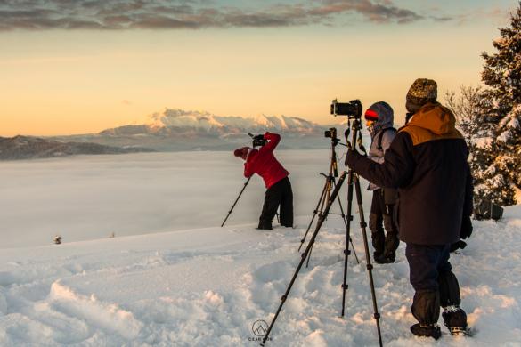 Wysoki Wierch to popularna miejscówka dla fotografów