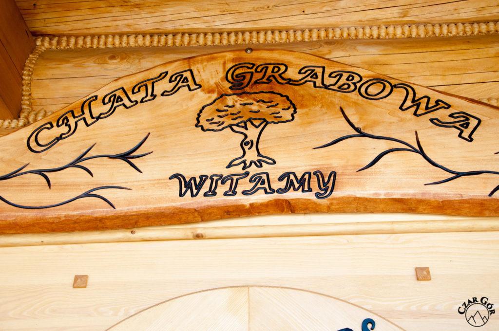 Chata Grabowa wita