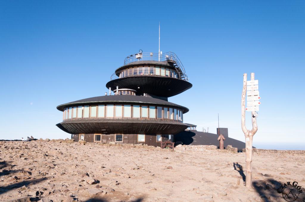 Wysokogórskie Obserwatorium Meteorologiczne na Śnieżce