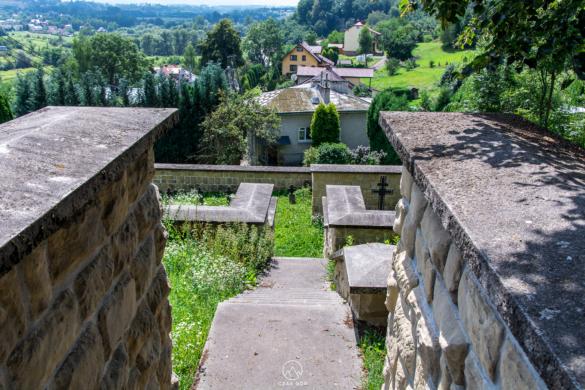 Zabytkowy cmentarz wojenny nr 106 z I wojny światowej (Biecz)