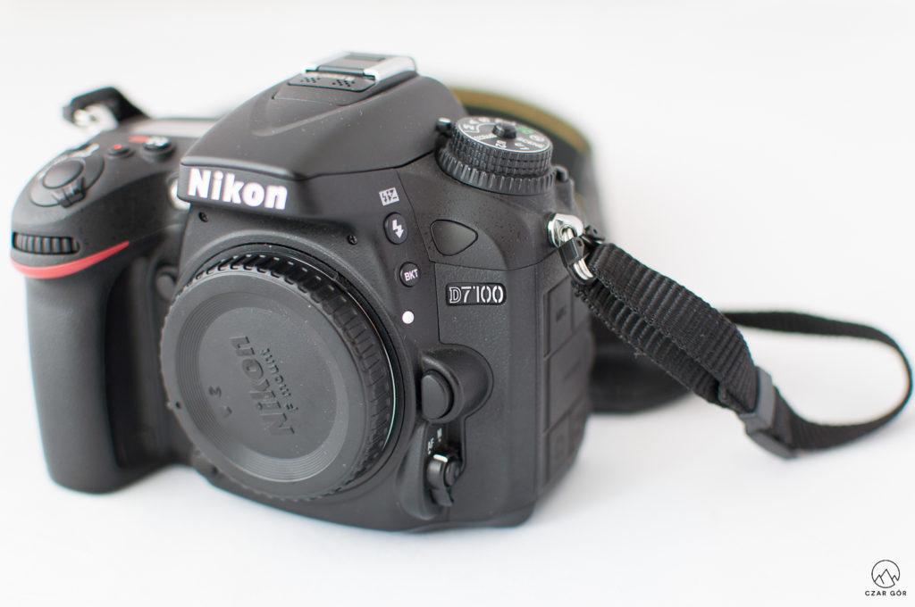 Nikon D7100 jest obecnie naszym głównym aparatem