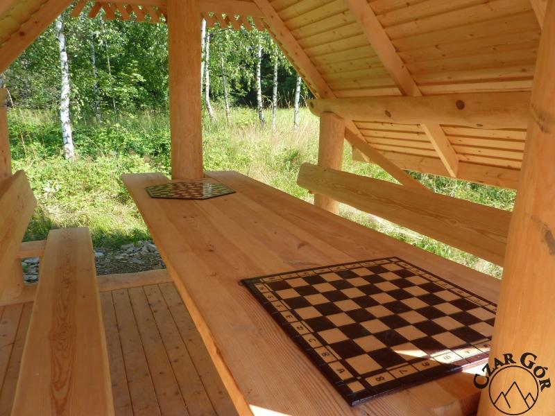 Podbabiogórskie szachowisko gminy Budzów