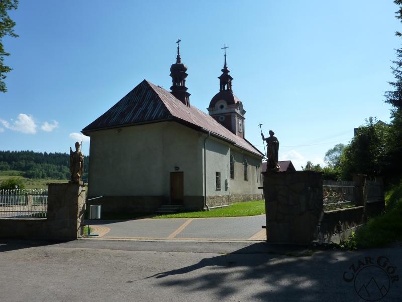 Kościół w Palczy