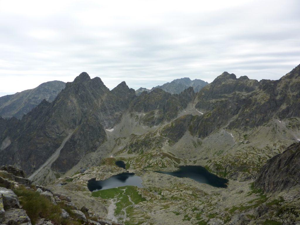 Dolina Pięciu Stawów Spiskich z Gerlachem w tle