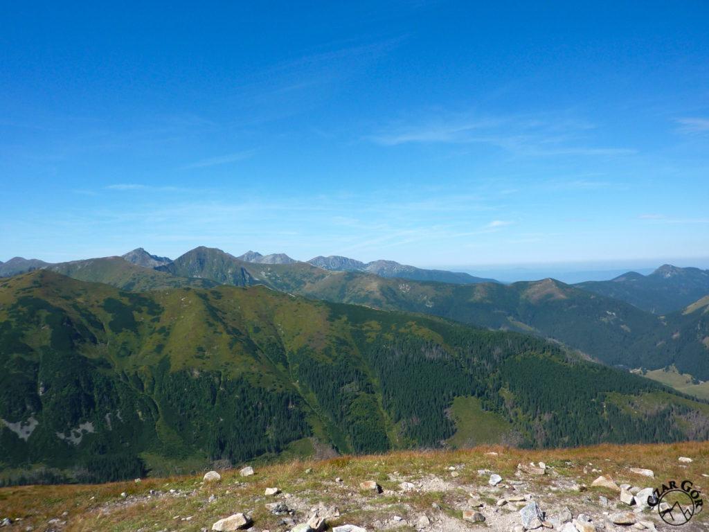 Czy Tatry Zachodnie nie są piękne?