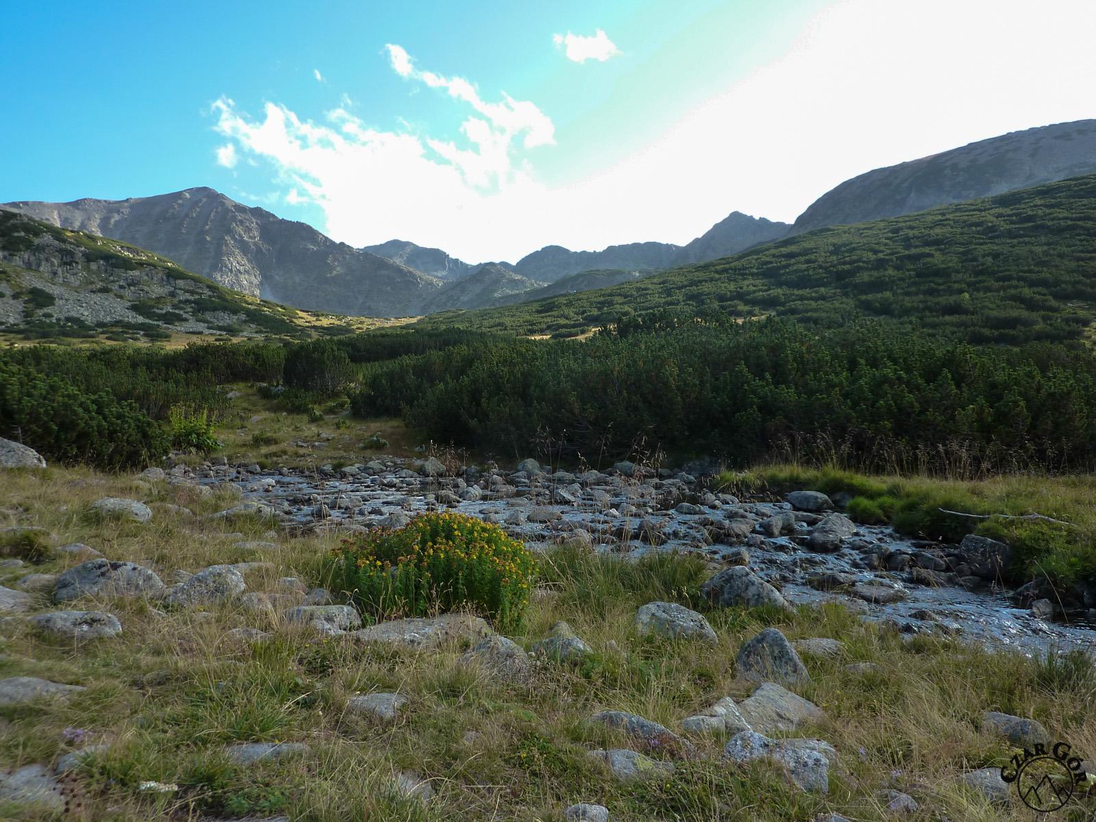 Ostatnie spojrzenie w kierunku tych pięknych gór