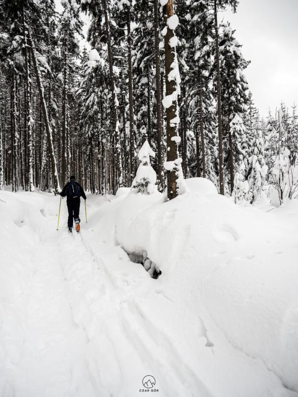 Wielki Kopieniec na skiturach