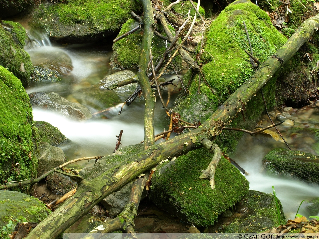 Wodospad Pośny - 3