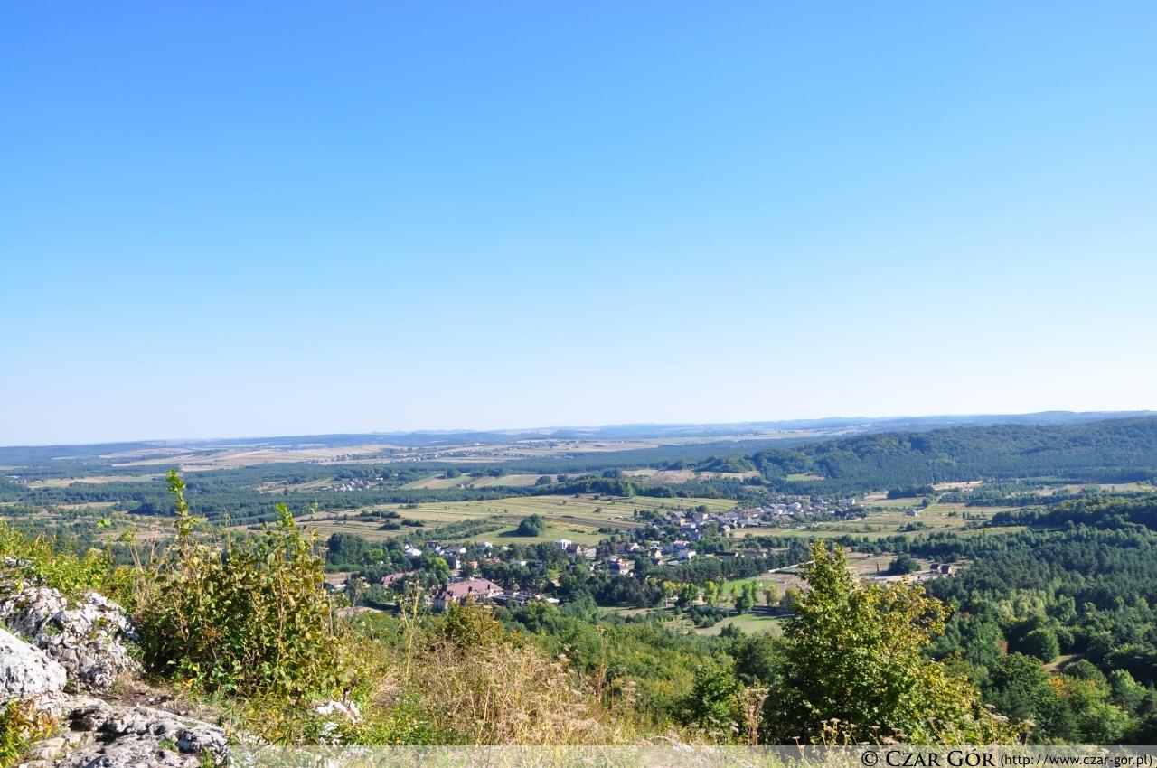 Widoki z Góry Zborów