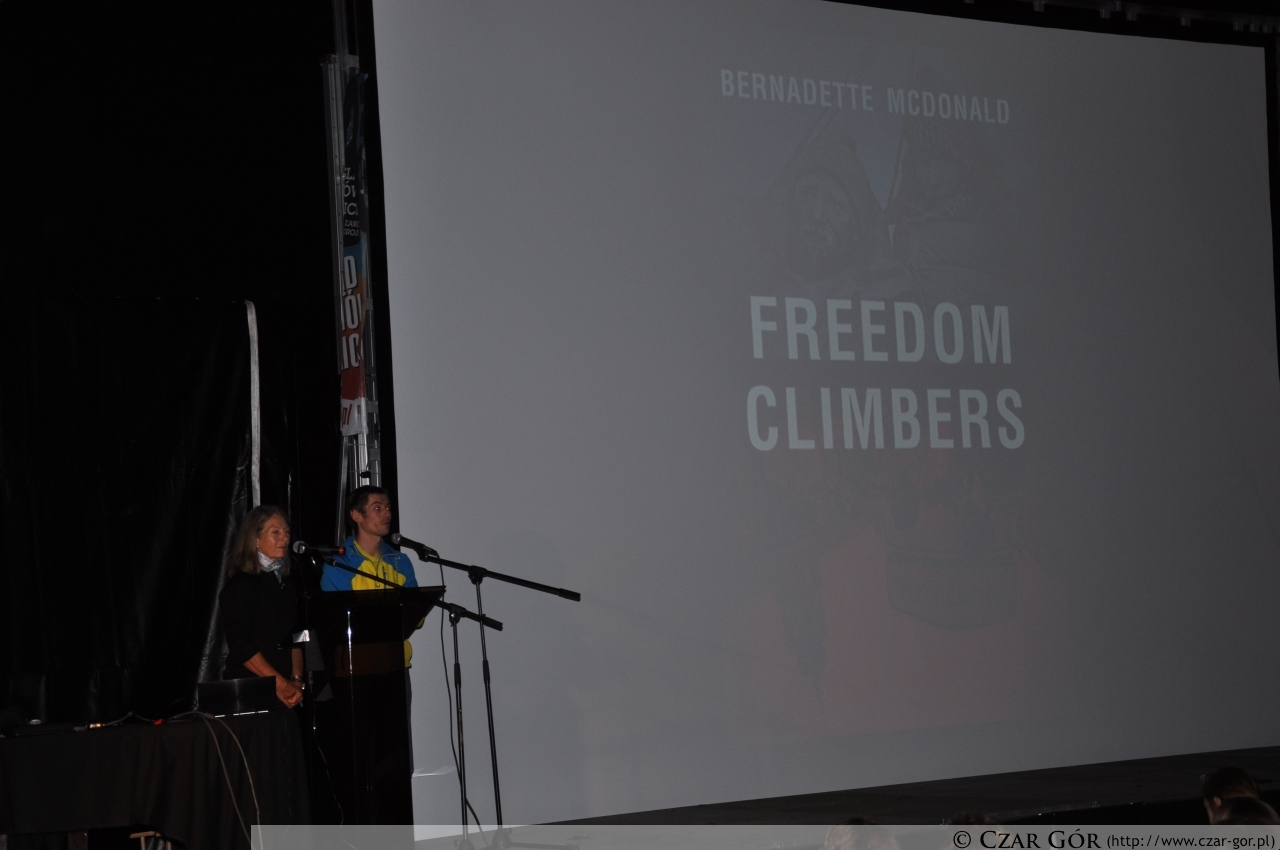 Bernadette McDonald. Freedom Climbers