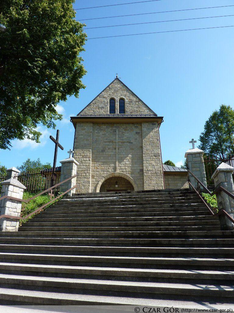 Kościółek w Skomielnej Czarnej