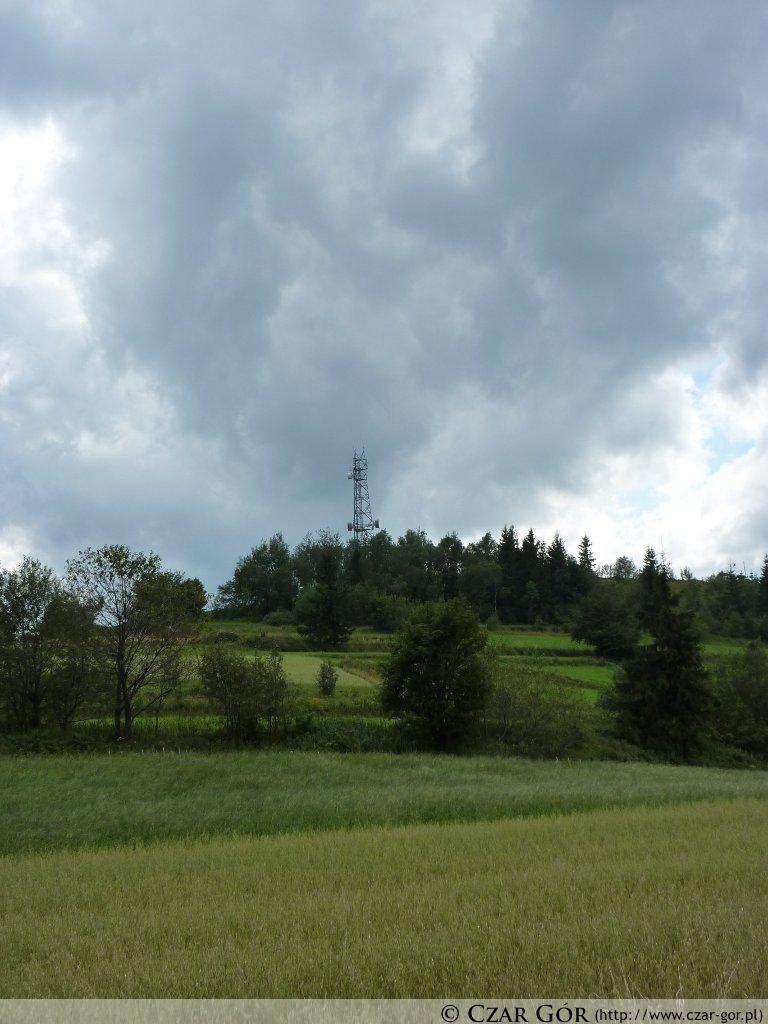 Wieża przekaźnikowa na Koskowej Górze