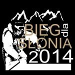 Logo - Bieg dla Słonia 2014