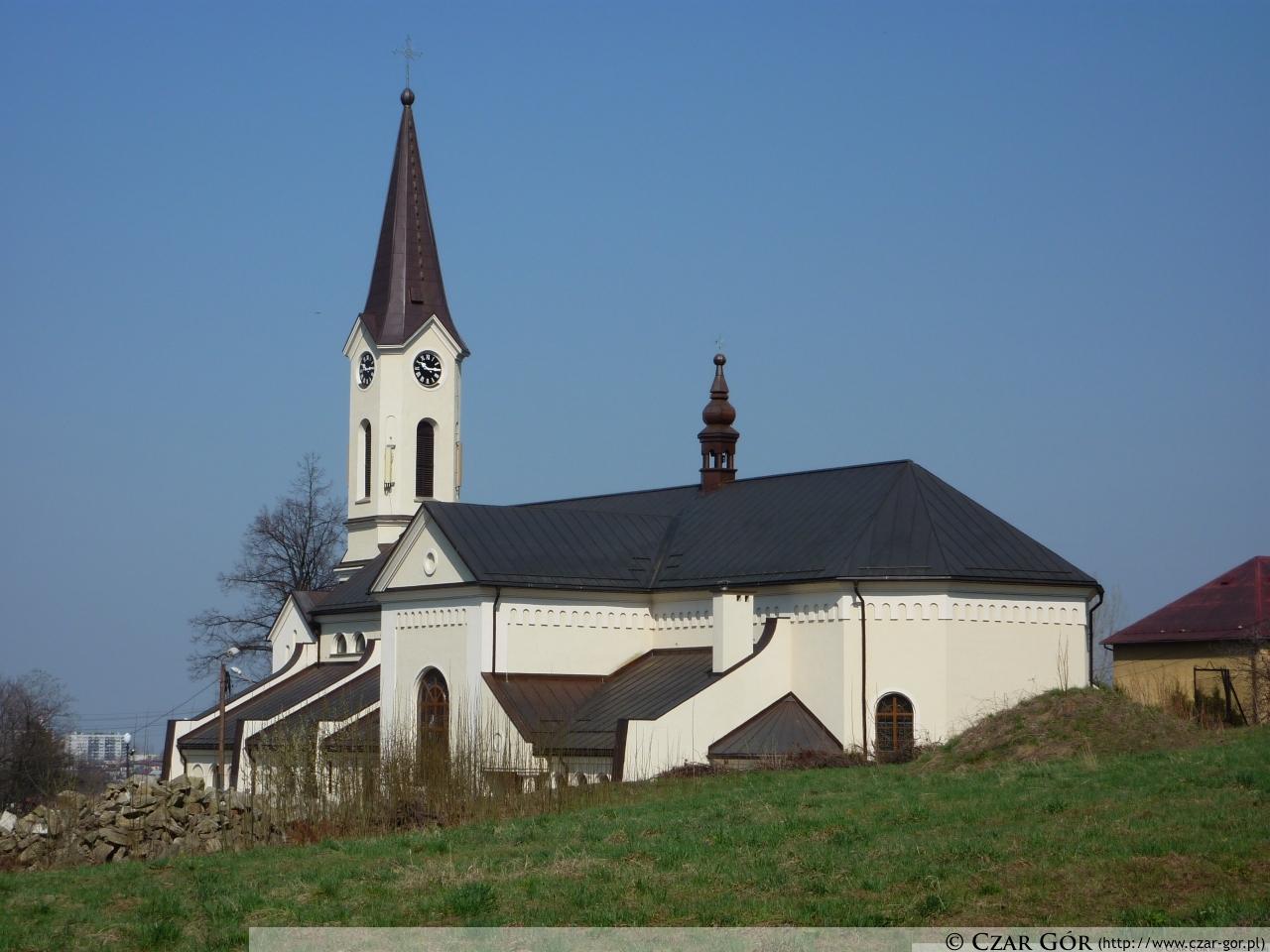 Kościół Matki Bożej Pocieszenia w Bielsku-Białej Straconce