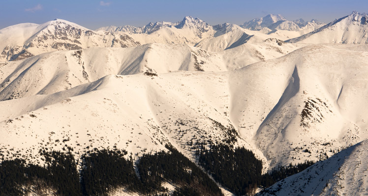 Zimowe Tatry Zachodnie – Grześ i Rakoń