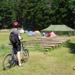 Beskid Makowski na rowerze