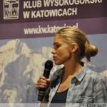Spotkania z Górami… czyli Klub Wysokogórski zaprasza do Oka Miasta – Kinga Baranowska
