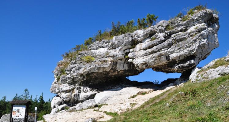 Mirów, Bobolice, Góra Zborów – jurajski wypoczynek