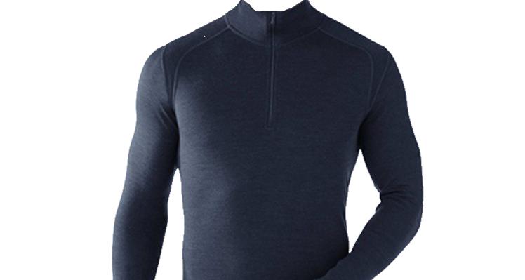 "Słów kilka o koszulce SmartWool ""Midweight Zip T Men"""