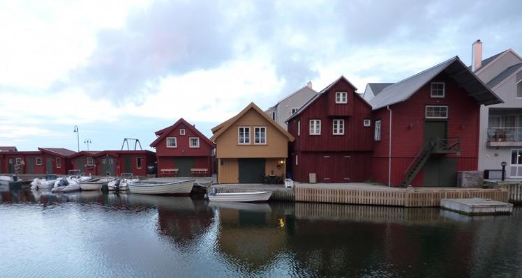 Pod norweskim niebem. Wspomnień czar