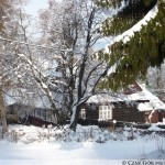 Zimowa wycieczka z Wielkiego Stożka na Wielką Czantorię