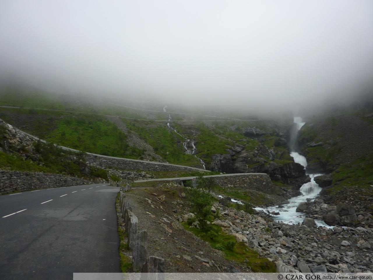 Droga Troli - Trollstigen